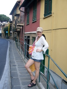 Walkabout after San Frutuoso