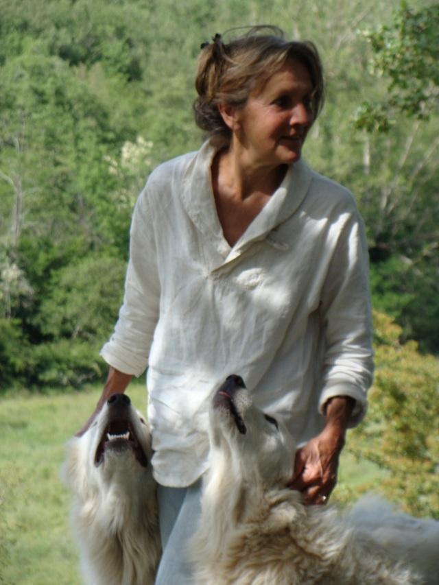 The Cashmere Goat Whisperer...Chianticashmere.com