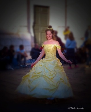 Belle, Beauty and the Beast - Disney