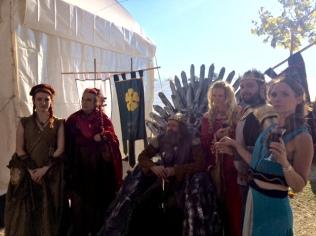 Sansa, Melisandre, Robert, Cersei, Renly & Margaery - GOT