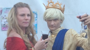 Cersei and her son Joffrey - GOT